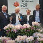 Rhododendron-Neuheit 'Justus Frantz'