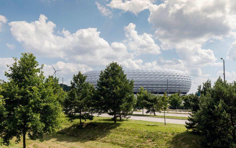 Allianz Arena, München, Deutschland