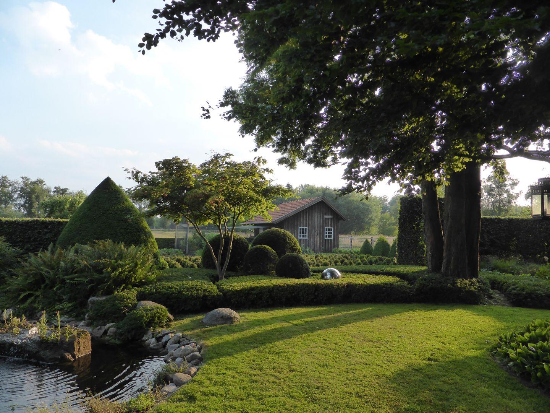 Privatgarten, Bad Zwischenahn, Deutschland